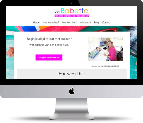 Website Via Babette