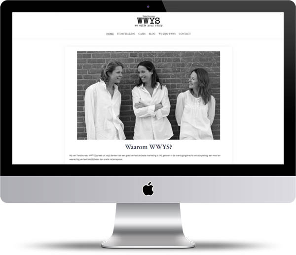 Website bouwer Friesland