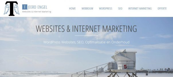 Tjeerd Engel | Websites, webbouw, WordPress, SEO & Social Media