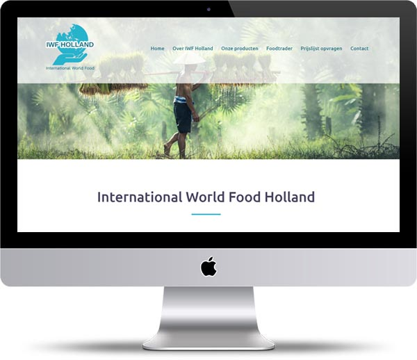 Website IWF Holland