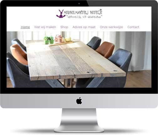 Wordpress Website Sint Nicolaasga