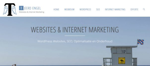 Portfolio Tjeerd Engel | Websites – SEO – Internet Marketing