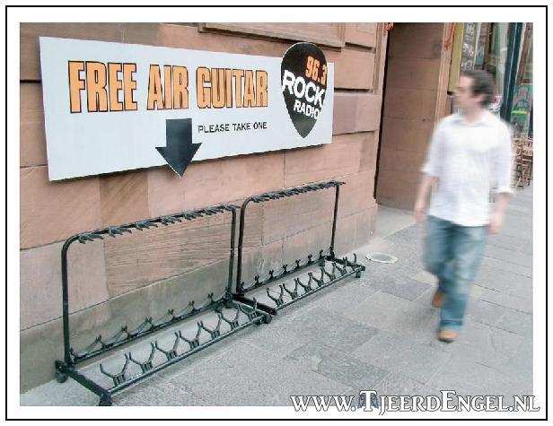 Street Marketing - Guerilla Marketing