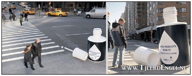 Street Marketing of Guerilla Marketing